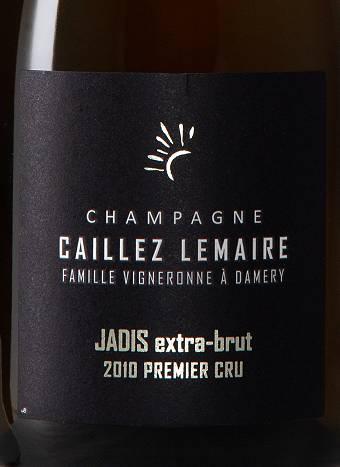 Champagne Caillez-Lemaire - Cuvée Jadis