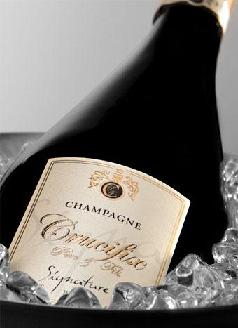 Champagne Crucifix Père & Fils - Cuvée Signature
