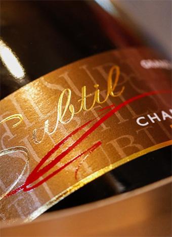 Champagne Diot - Cuvée Subtil