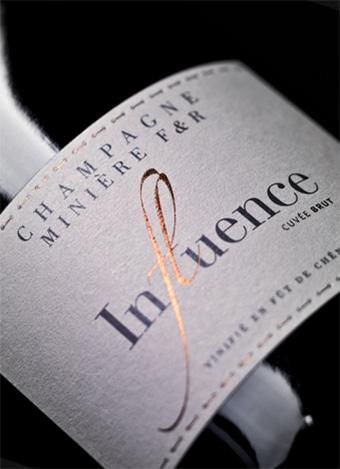 Champagne Minière F&R - Cuvée Influence