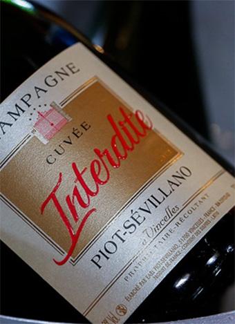 Champagne Piot-Sevillano - Cuvée Interdite