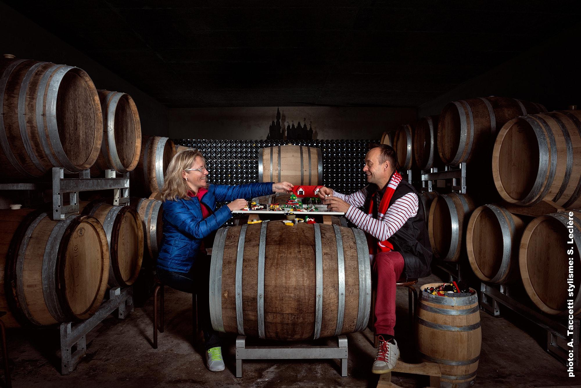 Champagne la Villesenière : «Créateurs passionnés»